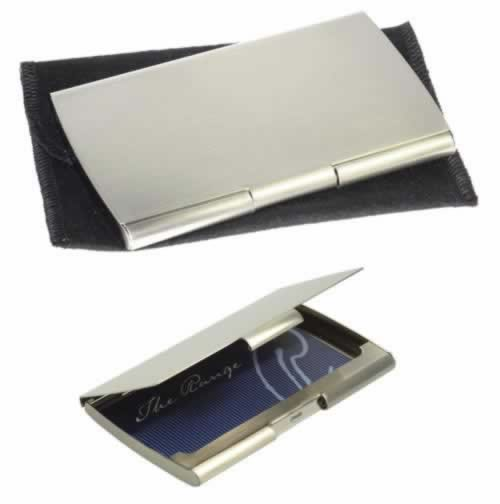 Pocket business card holder promotional products corporate gifts nz pocket business card holder reheart Images